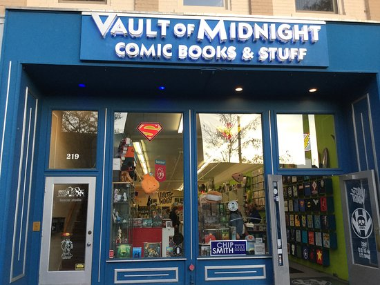Ann Arbor, MI: Vault of Midnight.