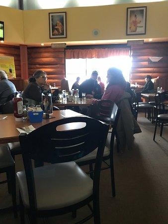 Dalhousie, Canada: Dining Area