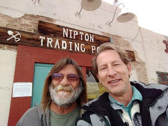 Jim and Asim at Nipton
