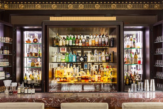 Rosewood Hotel Georgia: 1927 Lobby Lounge Bar