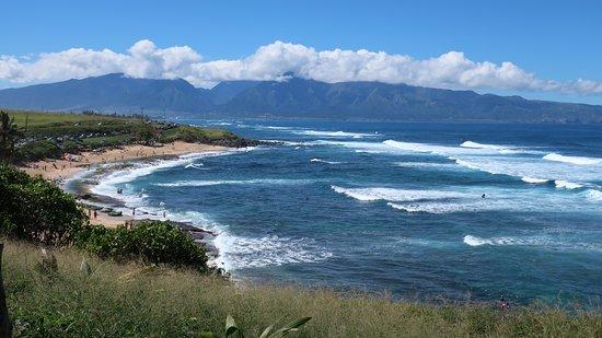 Paia, HI: Beautiful view
