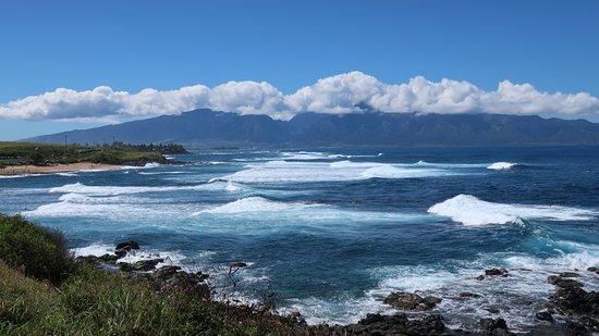Paia, HI: Waves and waves