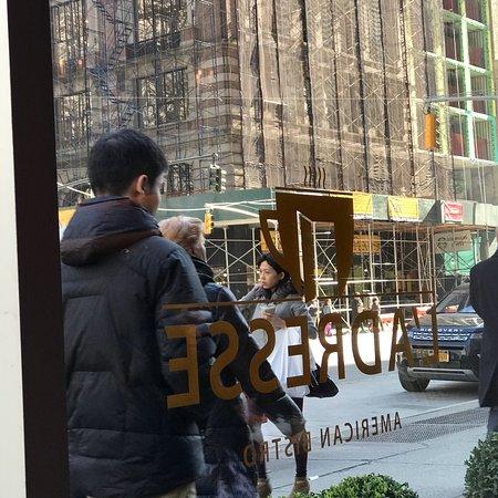 l 39 adresse new york city restaurant bewertungen telefonnummer fotos tripadvisor. Black Bedroom Furniture Sets. Home Design Ideas