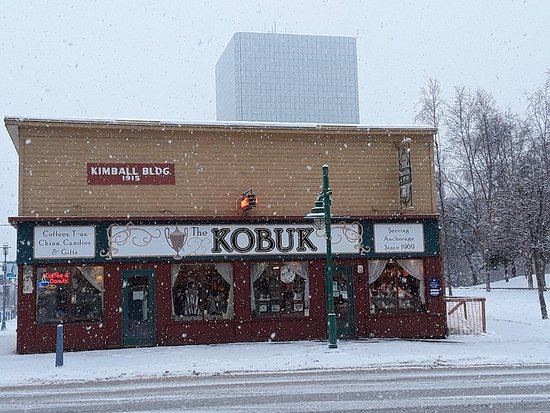 Kobuk Coffee Co: 20180214_163403_large.jpg