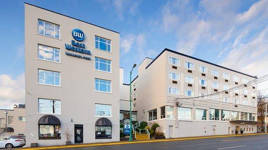 Best Western Dorchester Hotel: Hotel Exterior
