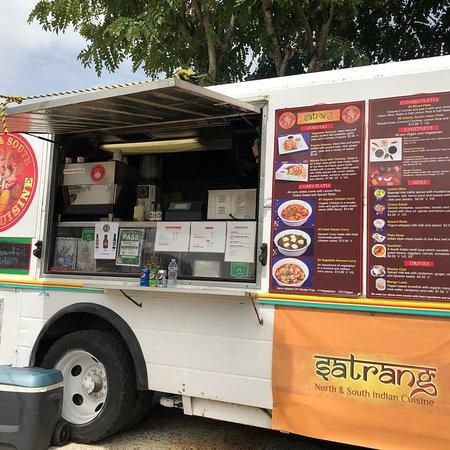Solid Indian food in Hawaii.