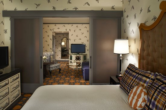 Kimpton Hotel Monaco Portland: Suite
