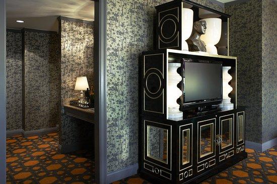 Kimpton Hotel Monaco Portland: Guest room