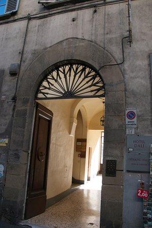 Hotel Dali, second floor