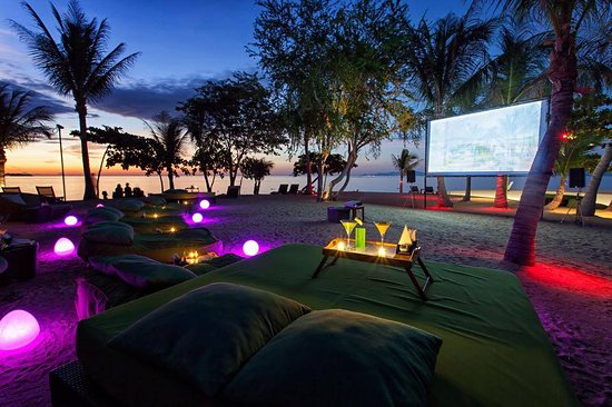 Samui Beach Cinema - W Koh Samui