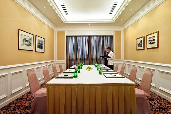 The Majestic Malacca: Meeting room