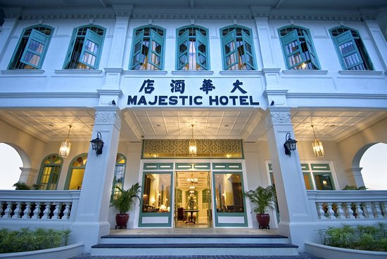 The Majestic Malacca: Exterior