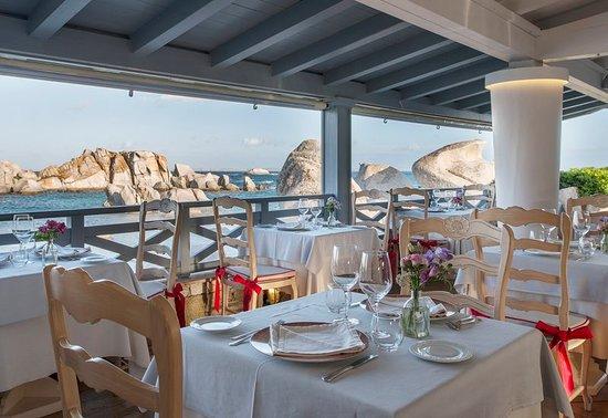 Hotel Des Pecheurs Cavallo Restaurant