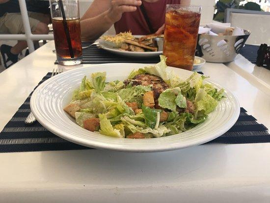 Highland Beach, FL: Casear Salad