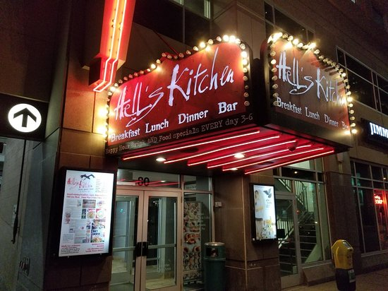 Hell S Kitchen Picture Of Hell S Kitchen Minneapolis