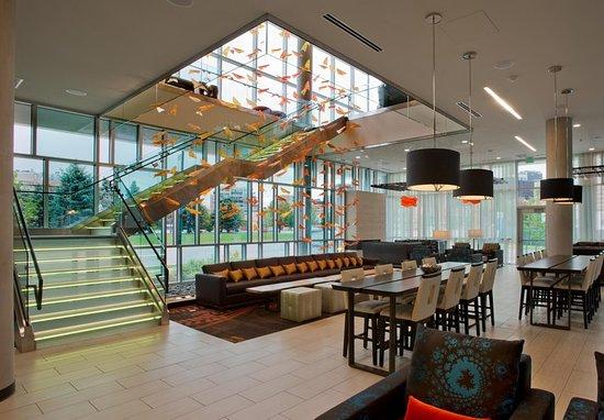 springhill suites denver downtown 106 1 4 2. Black Bedroom Furniture Sets. Home Design Ideas