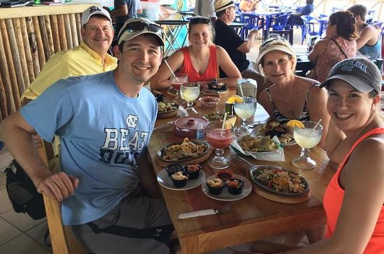Cozumel Guided Shore Snorkeling Tour With Lunch
