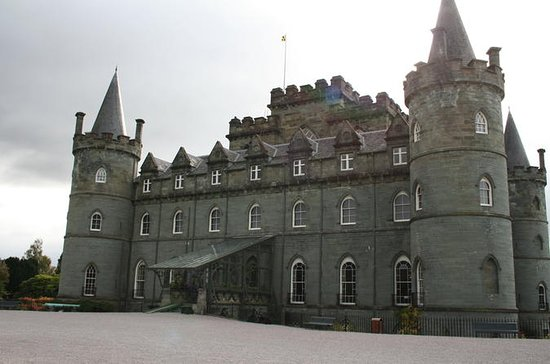 Private Inveraray Castle and Loch...