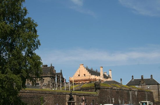 Private Stirling Castle and Loch...