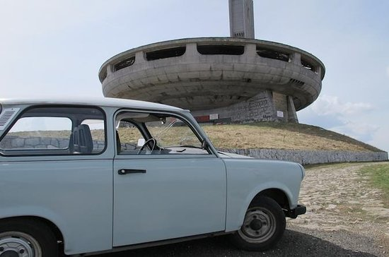 Full-Day Buzludzha Monument Tour in a...