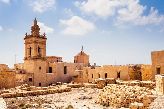 Full-Day Gozo Island Tour from