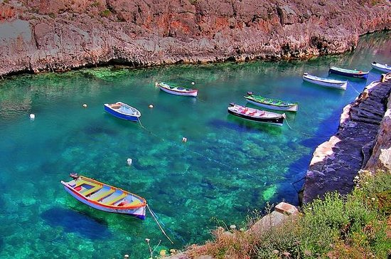 Blue Grotto and Marsaxlokk Half-Day...