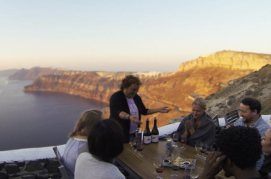 Santorini Highlights Tour med ...