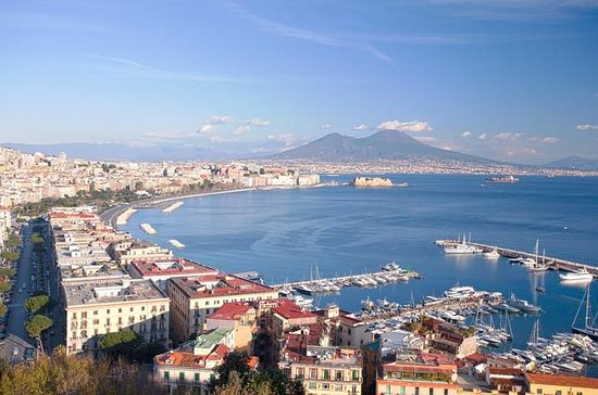 Naples and Pompeii Full-day Tour with...