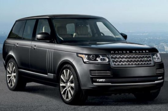 Private Chauffeured Luxury Range Rover Transfer to London Bicester...