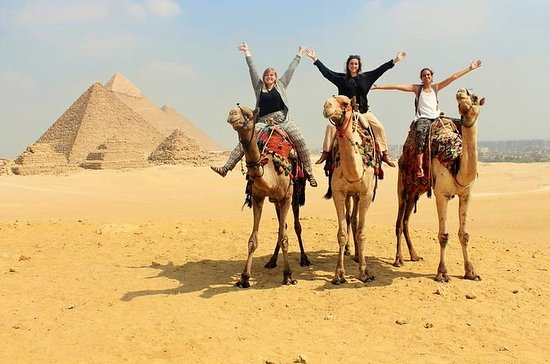 Discover Giza Pyramids and the...