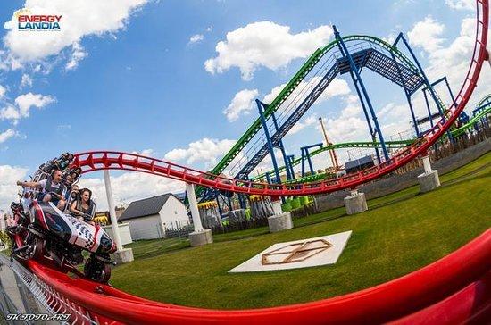 Energylandia Amusement Park Entrance...