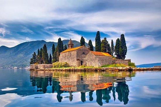 Port de Kotor à Perast, Budva, Sveti...