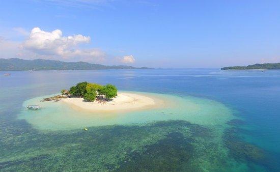 Sekotong Barat, Indonesia: Gili Kedis atau Gili Perawan adalah sebuah pulau kecil yang masih alami dari para wisatawan.