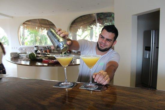 Playa Matapalo, Kosta Rika: The best margaritas!