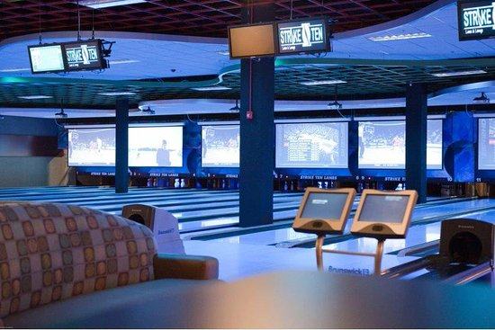 We Have Automatic Bumpers Handicap Ramps And Usbc Bowling Lanes