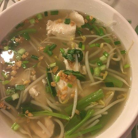 Eightfold Restaurant : Best Thai food we tasted in the week we were here.