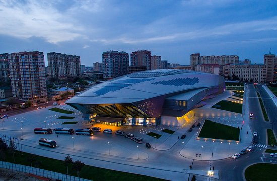Baku Convention Center