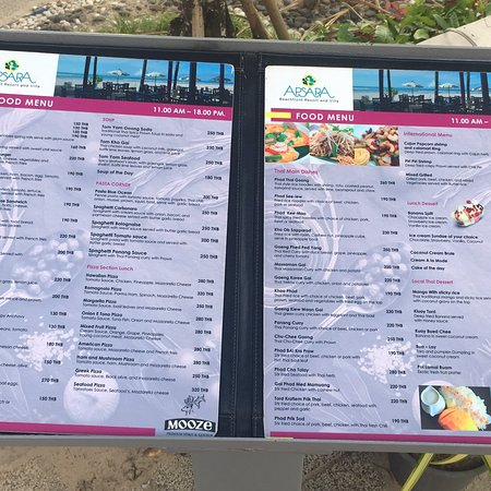 Apsara Beachfront Resort And Villa Check In Time