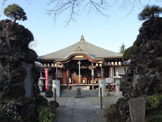 Daizenin Temple