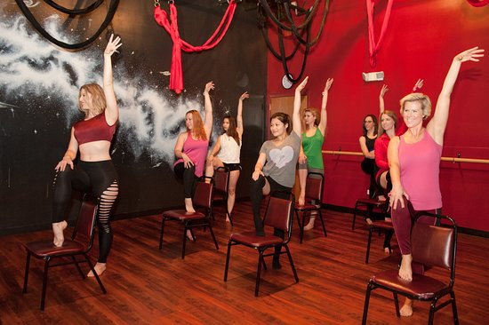Studio Phoenix: Chair Dance has a different theme each week. Burlesque to hip hop, and everything in between!