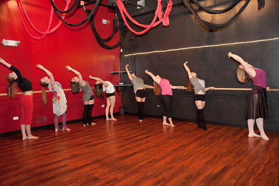 Studio Phoenix: Miss those ballet classes from your youth? At the Barre is beginner ballet for adults.