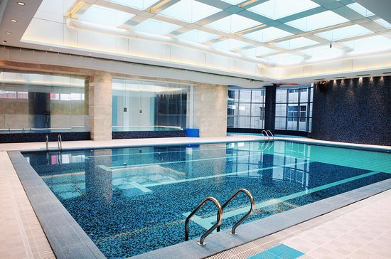 Grand Metropark Hotel Suzhou: Swimming Pool