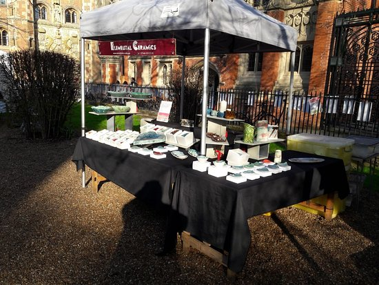 All Saints Garden Art and Craft Market