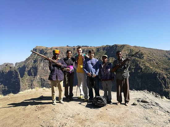 Simien Mountains Tour