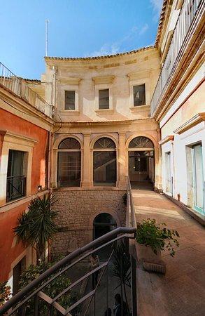 Museo Medico Tommaso Campailla: La struttura dell'Ospedale della Pietà oggi
