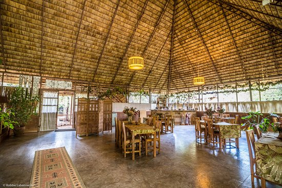 Meru National Park, Kenia: Restaurant