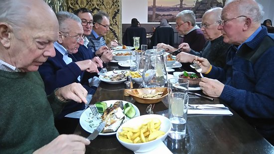 Istanbul Restaurant: Table 1