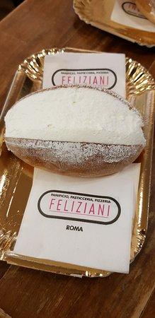 Forno Feliziani: un maritozzo davvero super
