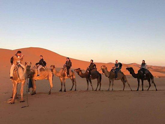 Merzouga, Morocco: Viajes A Marrakech