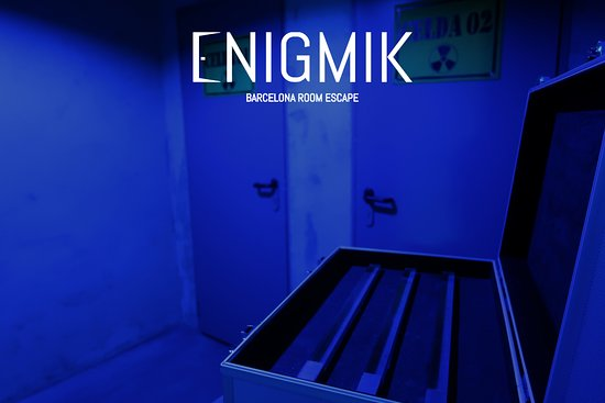 Enigmik Escape Room